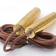 Jump Rope / İp Atlama İpi Fitness Dayanıklı Atlama Zayıflamaya yardımcı olur Plastikler Yaylı çelik tel-