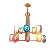 billige Taklamper-Takplafond Omgivelseslys - Pære Inkludert, LED Chic & Moderne, 110-120V 220-240V Pære Inkludert