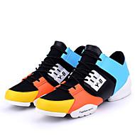 Homme Chaussures d'Athlétisme Nouveauté Similicuir Tissu Printemps Eté Automne Hiver Athlétique Décontracté Course à Pied Combinaison