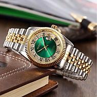 Herrn Damen Kleideruhr Modeuhr Armbanduhr Armband-Uhr Einzigartige kreative Uhr Armbanduhren für den Alltag Simulierter Diamant Uhr