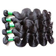 wholesale indian body wave virgin hair 5bundles 500g lot best hair quality material made original human hair natural black color