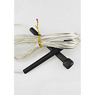 tanie Inne akcesoria fitness-Skakanka / skakanka Fitness Skoki Trwały Pomoc w utracie wagi Tworzywa sztuczne PVC Drut ze stali sprężynowej -