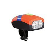billige Sykkellykter og reflekser-Frontlys til sykkel LED LED Sykling Utendørs Lys AAA Lumens Batteri Natulig Hvit Dagligdags Brug Sykling Utendørs