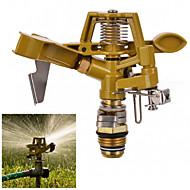 8505 conector de aliaj de zinc controlabil cupru rotiți brațul rocker apă sprinkler spray duza grădină irigare sprinkler gazon
