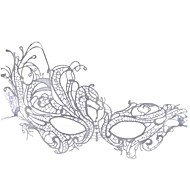 ハロウィン用マスク / マスカレードマスク パーティー ノベルティ柄 / レース / ホラーテーマ 小品 女の子 成人 ギフト