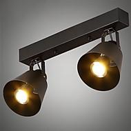 billige Takbelysning og vifter-Spotlys Omgivelseslys - Mini Stil, Rustikk / Hytte Chic & Moderne, 110-120V 220-240V Pære ikke Inkludert