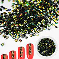 1 Neglekunst Dekoration Rhinsten Perler Makeup Kosmetik Neglekunst Design