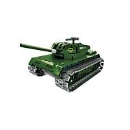 ブロックおもちゃ ラジオコントロール 知育玩具 おもちゃ 戦車 戦闘機 DIY 子供用 小品