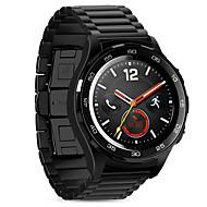 billiga Smart klocka Tillbehör-Klockarmband för Huawei Watch 2 Huawei fjäril spänne Rostfritt stål Handledsrem