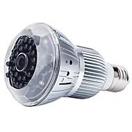 billige Innendørs IP Nettverkskameraer-1080p smart hjemme safty ip kamera e27 ledet pære lys lampe bevegelsesdeteksjon for PC tablet telefon