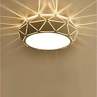 billige Taklamper-LED Chic & Moderne Pære Inkludert Takplafond Omgivelseslys Til Soverom Leserom/Kontor Barnerom Varm Hvit Hvit 110-120V 220-240V 264lm