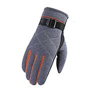 スポーツグローブ サイクルグローブ 耐久性 保護 フルフィンガー 布 ナイロン サイクリング / バイク 男女兼用