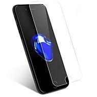 billige -Herdet Glass Skjermbeskytter til Apple iPhone 7 Plus Skjermbeskyttelse Høy Oppløsning (HD) 9H hardhet 2,5 D bøyd kant Motstår Risser