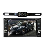 auto audio 7 '' inčni LCD zaslon osjetljiv na dodir multimedijski video DVD uređaj GPS navigacija bluetooth bežična kamera za reprodukciju