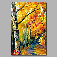 Ghat 100% Hand Painted Contemporary Oil Paintings Modern Artwork Wall Art for Room Decoration