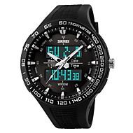 tanie Inteligentne zegarki-Inteligentny zegarek Wodoszczelny Kompas Długi czas czuwania Wielofunkcyjne Budzik Dwie strefy czasowe Chronograf Kalendarz Other Nie