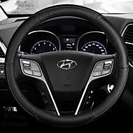 Automotivo Capas para Volante(Couro)Para Hyundai Todos os Anos Mistra
