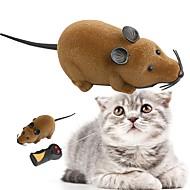 ミニリモコンRCマウスマウス/リモコンおもちゃギフト3歳の子供の子供の灰色