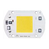 alta potência levou chip cob 30w de entrada 110v 220v ic inteligente para diy levou chip luz de inundação (1 peça)