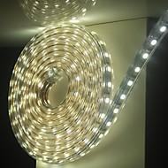 6m / 1pcs 220 5050 dovela je fleksibilna traka uže trake svjetlosti Božić Vanjski vodonepropusni vrt vanjski lightingeu priključiti EU