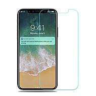 Karkaistu lasi Näytönsuojat varten Apple iPhone X Näytönsuoja Teräväpiirto (HD) 9H kovuus Tahraantumaton 3D pyöristetty kulma