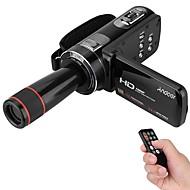 billige Overvåkningskameraer-Plast Videokamera Høy definisjon Utendørs Innendørs Bærbar Pekeskjerm