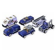 차량 경찰차 장난감 운송기기 클래식 조각