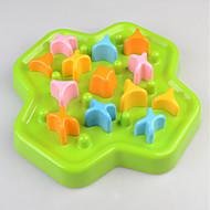 犬 餌入れ/水入れ ペット用 ボウル&摂食 耐久 グリーン