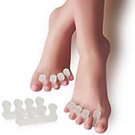 Fuß Massagegerät Zehenspreitzer & Bunion Pad Massage Entlasten Fußschmerzen Haltungshelfer Schützend Orthesen