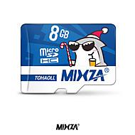 mixzaメモリカードmicro sdカードスマートフォン/タブレット用8GBフラッシュカードメモリmicrosd