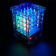 keyestudio 4 * 4 * 4 rgb led kubesett for arduino