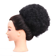 Synthetic hair Curly Big Chignon Bun Hairpiece Clip-In 4Colors