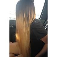 Malezijska kosa Ravan kroj Isprepliće ljudske kose 3 3 komada 0.3