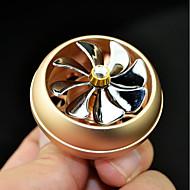 カーエアコンアウトレットグリル香水人格創造的な自動車空気清浄機