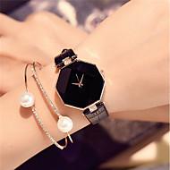 Dámské Náramkové hodinky Módní hodinky čínština Křemenný / PU Kapela Přívěšky Na běžné nošení Elegantní Černá Bílá Modrá Červená Fialová