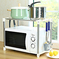 1 Kjøkken Plastikk Rustfritt stål Kjøkkenutstyr Holdere