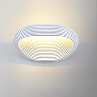 12 Integrert LED LED Moderne / Nutidig Aluminum Trekk for Mini Stil Pære inkludert,Atmosfærelys Vegglampe
