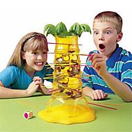 Brætspil Klodsede aber Abe Forældre-barn Spil Dump Monkey Familieinteraktion Børne Drenge Pige Legetøj Gave