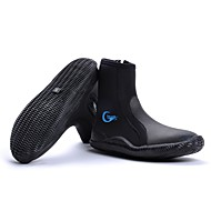 baratos -Sapatos para Água Ultra Leve (UL) Sintético Borracha Mergulho Surfe