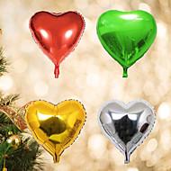 10pcs - 10inch hjerteformede balloner beter gaver® diy dekoration