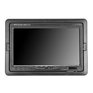 """billiga Parkeringskamera för bil-7 """"TFT LCD-bil monitor + bakifrån backup mörkerseende kamera parkering kit"""