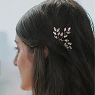 pérola cristal cabelo grampo cabelo pino cabeça clássica estilo feminino