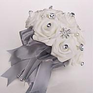 Wedding Flowers Bouquets Polyester Foam 866Approx22cm