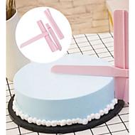 billige Bakeredskap-Pastry Cutters Kake Plastikker Multifunksjonell Kreativ Kjøkken Gadget