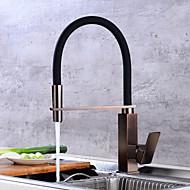 Integroitu Keraaminen venttiili Galvanoitu , Kitchen Faucet