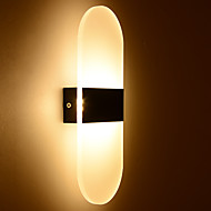 16 LED Integrated Simple Novelty Country Feature for LED Mini Style,Ambient Light Wall Sconces Wall Light