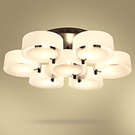 Modern/Contemporary Flush Mount For Bedroom AC 110-120 AC 220-240V Bulb not included