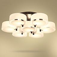 Modern/kortárs Mennyezeti lámpa Kompatibilitás Hálószoba AC 220-240 AC 110-120V Az izzó nem tartozék