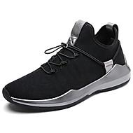 メンズ 靴 通気性メッシュ 秋 冬 コンフォートシューズ スニーカー 編み上げ 用途 カジュアル ブラック