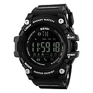 billige Militærur-Herre Dame Digital Digital Watch Armbåndsur Smartur Militærur Sportsur Kinesisk Alarm Kalender Kronograf Vandafvisende Skridttællere Stor
